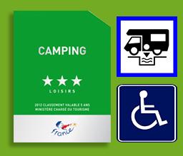 Settons Camping 3 étoiles